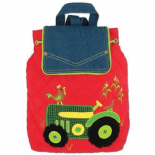 Stephen Joseph Signature Tractor Backpack